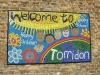 Torridon Infants family project mural