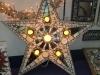 white star - glow