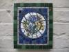 personalised iris mosaic