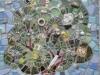 family tree mosaic